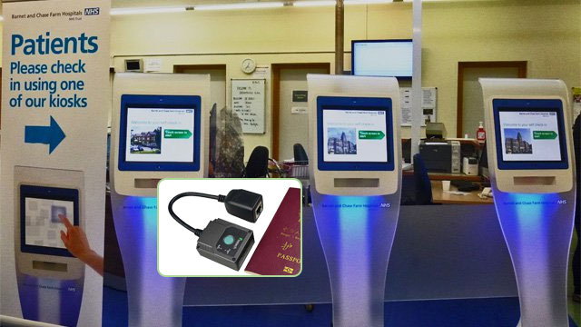 Mrz OCR Passport Reader