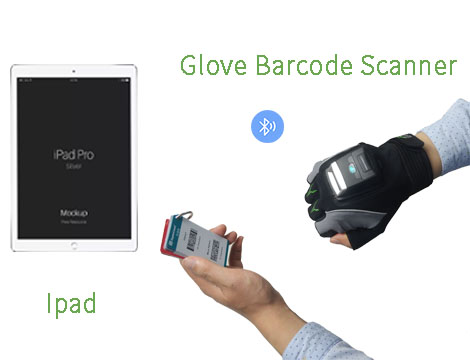 How To Connect 1D BT Barcode Scanner With Ipad ?